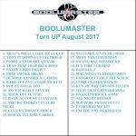 Turn Up August 17 playlist
