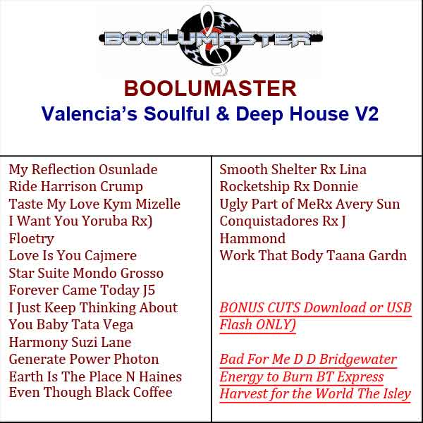 Valencia V2 Playlist