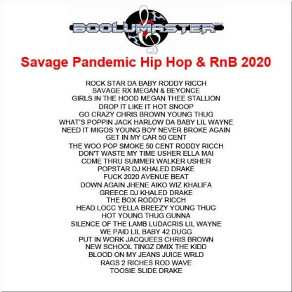 Savage Hip Hop Playlist